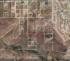 LAND FOR SALE - ARTESIAN TRAIL VIEW LOT